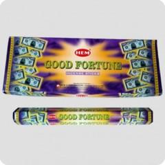 Good Fortune Hexa Incense