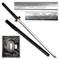 ten Ryu ninja sword Maz017b