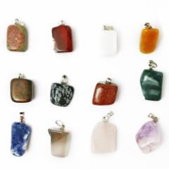 Design Make Your Own Stone Pendant