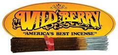 100 Wild Berry Incense