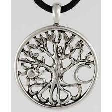 Celtic Visions Tree of Life Pendant