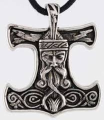 Celtic Visions Thor's Hammer Pendant