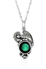 Moonglow Dragon Necklace New Moon
