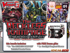 Cardfight Vanguard G-TCB01 Bundle (B) - Get x6 The RECKLESS RAMPAGE Booster Box + FREE Bonus Item ** Pre-Order Ships 02/19