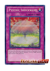 Psychic Shockwave - Secret Rare - EXVC-EN089 on Ideal808