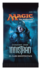 Shadows over Innistrad (SOI) Booster Pack