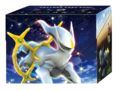 Pokemon DPt Platinum Jumbo Deck Box - The Advent of Arceus on Ideal808