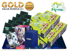 Luck & Loogic BT04 Bundle (C) Gold - Get x8 Aid & Arms Booster Boxes + FREE Bonus
