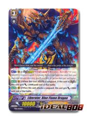 Liberator, Blue Flame Dragon - TD16/003EN - TD