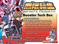 BT15 Infinite Rebirth (English) Cardfight Vanguard Booster Box on Ideal808