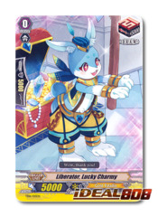 Liberator, Lucky Charmy - TD16/015EN - TD
