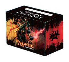 Magic the Gathering Return to Ravnica Deck Box Cult of Rakdos