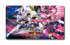 Yugioh Duel Field Extra Playmat - Number C107: Neo Galaxy-Eyes Tachyon Dragon, C39: Utopia Ray, C32 Shark Drake Veiss on Ideal808