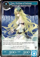 Hera, Goddess of Jealousy [TTW-039 R (Full Art)] English