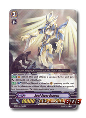 Soul Saver Dragon - Triple Rare (RRR) - BT02/004EN on Ideal808