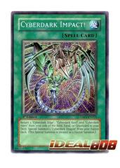 Cyberdark Impact! - TAEV-EN054 - Secret Rare - Unlimited Edition