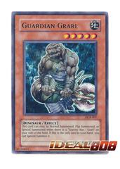 Guardian Grarl - DCR-007 - Ultra Rare - 1st Edition