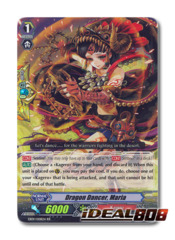 Dragon Dancer, Maria - EB09/008EN - RR