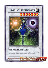 Psychic Lifetrancer - Rare - CSOC-EN041 (Unlimited) on Ideal808