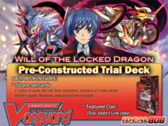 TD17 Will of the Locked Dragon (English) Trial Deck
