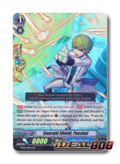 Emerald Shield, Paschal - BT08/019EN - RR