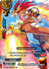 Goldy-speed Bal Dragon [D-BT01A-EB01/0001EN RRR (FOIL)] English