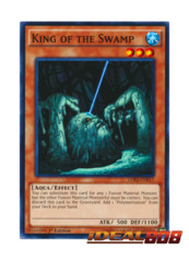 King of the Swamp - LDK2-ENK17 - Common - 1st Edition