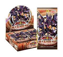 Yugioh Zexal Lord of the Tachyon Galaxy Booster Box (JPN) on Ideal808