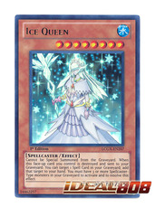 Ice Queen - Ultra - LCGX-EN207 on Ideal808