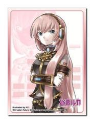 Hatsune Miku: Project DIVA: Vocaloid [Megurine Luka] No.150 Movic Chara Large Sleeves (65ct)