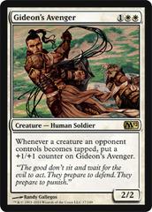 Gideon's Avenger - Foil