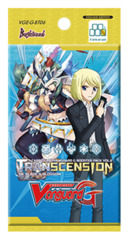 G-BT06 Transcension of Blade & Blossom (English) G Booster Pack