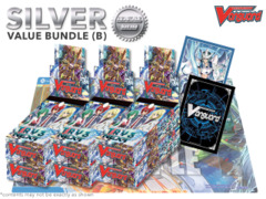 Cardfight Vanguard G-CHB01 Bundle (B) Silver - Get x6 TRY3 NEXT Booster Box + FREE Bonus