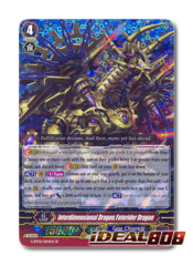 Interdimensional Dragon, Faterider Dragon - G-BT02/S04EN - SP