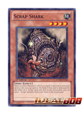 Scrap Shark - STOR-EN030 - Common - 1st Edition