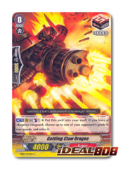 Gattling Claw Dragon - EB09/034EN - C
