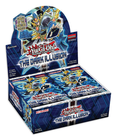 The Dark Illusion (1st Edition) Booster Box