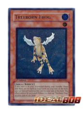 Treeborn Frog - SOI-EN025 - Ultimate Rare - 1st Edition