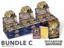Yugioh Dragons of Legend: Unleashed Bundle (C) - Get x6 Booster Boxes + Bonus Items (See Description)