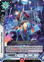 Descent of Kagura, Mana - BT03/076EN - SR (Special FOIL)