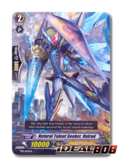 Natural Talent Seeker, Valrod - TD14/004EN - TD