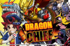 BFE-BT01 Dragon Chief (English) Future Card Buddyfight Booster Pack