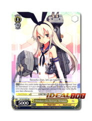 Shimakaze-class Destroyer, Shimakaze [KC/S25-E003 RR] English