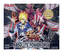 Absolute Powerforce Booster Box (1st Edition) on Ideal808