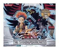 The Shining Darkness Booster Box (1st Edition) on Ideal808