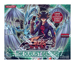 The Duelist Genesis Booster Box (Unlimited)