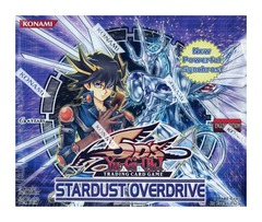 Stardust Overdrive Booster Box (Unlimited)