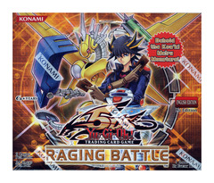 Raging Battle Booster Box (1st Edition)