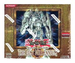 The Lost Millennium Booster Box (1st Edition)