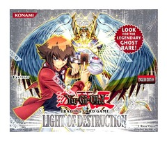 Light of Destruction Booster Box (Unlimited)